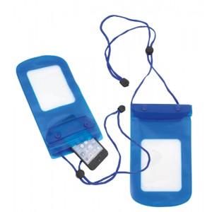Voděodolné pouzdro na mobil, královská modrá