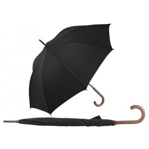 Automatický deštník, černá