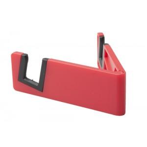 Stojánek na mobil, červená