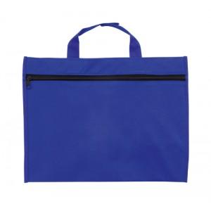 Taška na dokumenty, královská modrá