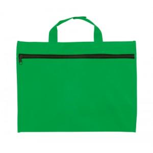 Taška na dokumenty, zelená