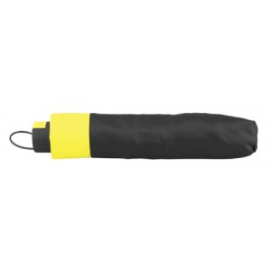 Skládací deštník, žlutá