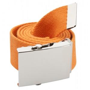 Polyesterový opasek, oranžová
