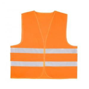 Reflexní vesta, oranžová