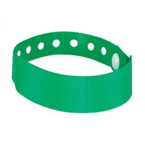 Identifikační páska na ruku, zelená