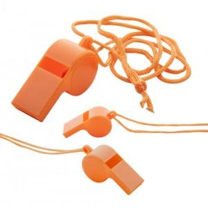 Píšťalka, oranžová