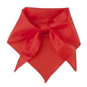 Šátek, červená