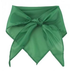 Šátek, zelená