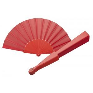 Vějíř, červená