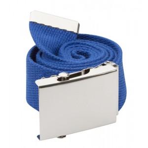 Polyesterový opasek, královská modrá