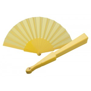 Vějíř, žlutá