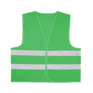 Reflexní vesta, zelená