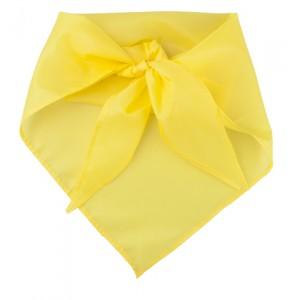 Šátek, žlutá