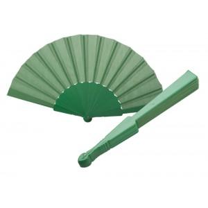 Vějíř, zelená
