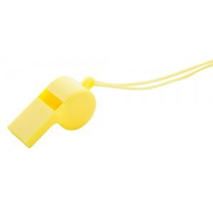 Píšťalka, žlutá