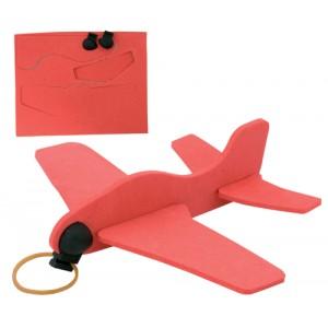 Letadlo, červená