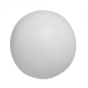 Plážový míč, bílá
