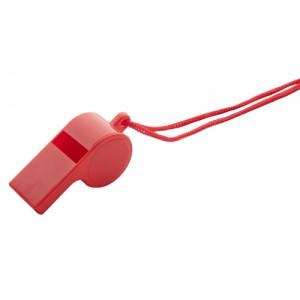 Píšťalka, červená