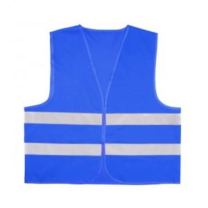 Reflexní vesta, královská modrá