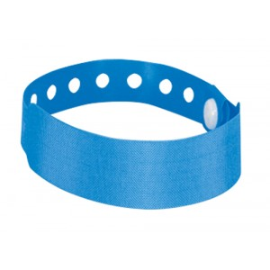 Identifikační páska na ruku, královská modrá