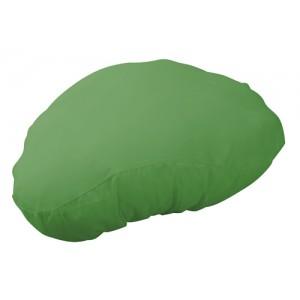 Potah na sedlo na kolo, zelená