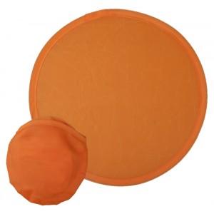 Létající talíř do kapsy, oranžová