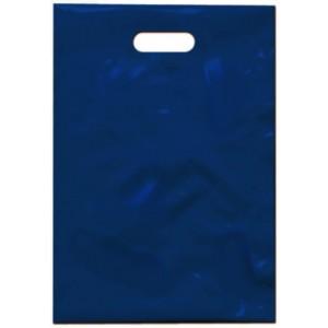PE taška 35x50 cm, tmavě modrá