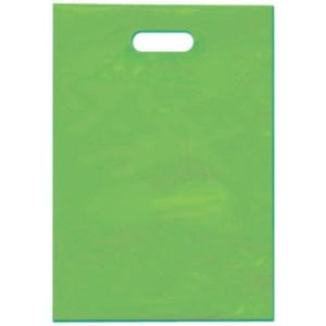 PE taška 35x50 cm, zelená