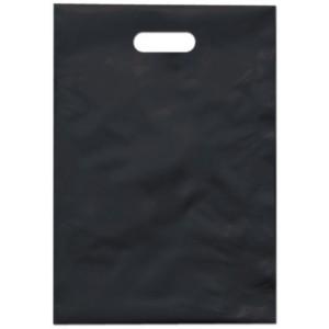 PE taška 35x50 cm, černá