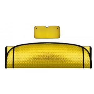 Clona do auta, žlutá