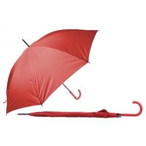 Deštník, červená