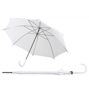 Deštník, bílá