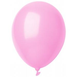 balonky v pastelových barvách
