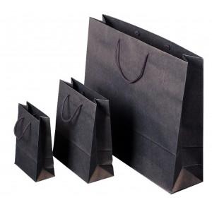 Papírová taška Blu Cord 16x8x24 cm