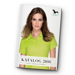 Doplňkový sortiment Katalog ADLER/MALFINI 2016 maďarský uni