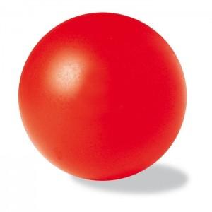 Antistresový míček, červená