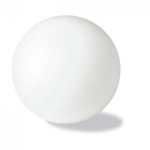 Antistresový míček, bílý