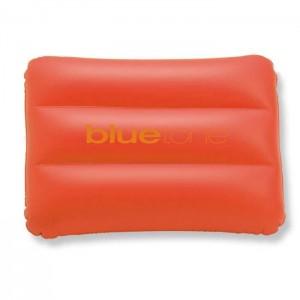 Plážový nafukovací polštář, červený