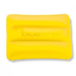 Plážový nafukovací polštář, žlutý