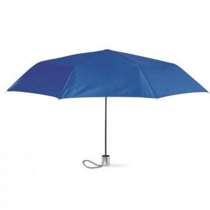 Dámský mini deštník v pouzdře, královská modrá