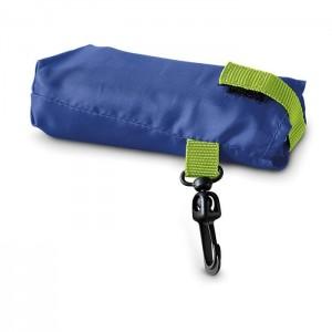 Skládací nákupní taška, modrá