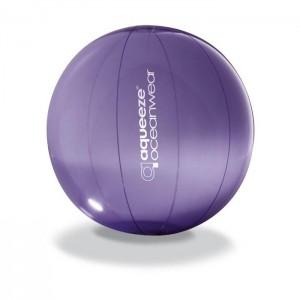 Nafukovací plážový míč, modrý,průměr 28 cm
