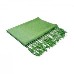 Šála, zelená