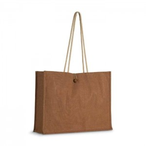 Nákupní taška, hnědá