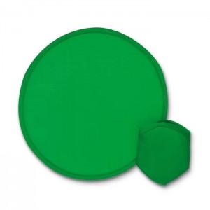 Skládací frisbee, zelená