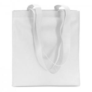 Nákupní taška, bílá