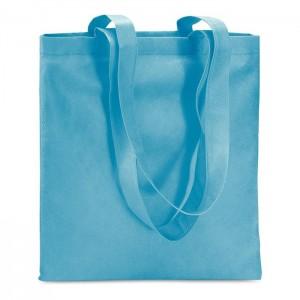 Nákupní taška, tyrkysová