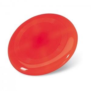 Frisbee průměr 23 cm, červená