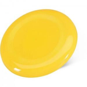 Frisbee, žluté