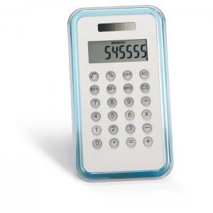 Kalkulačka, modrá